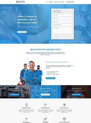Electrician screenshot